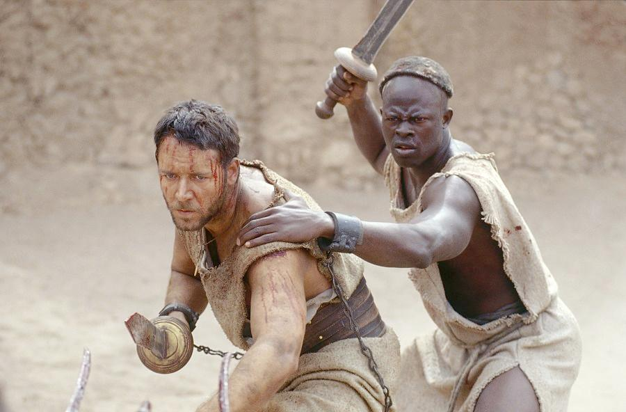 Movies Gladiator Movie Russell Crowe 1439x1403 Wallpaper: Kinoweb: Gladiator