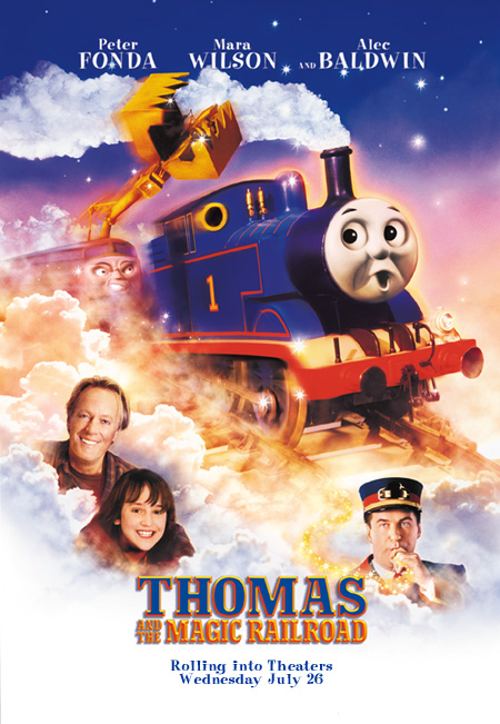 Thomas Lokomotive Film