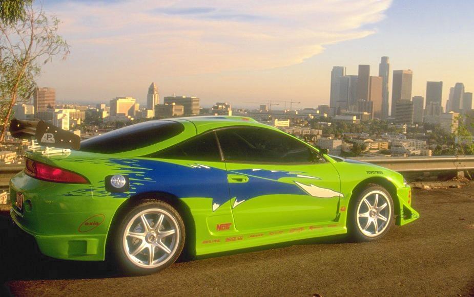Daha Hızlı Daha Öfkelideki Arabalar
