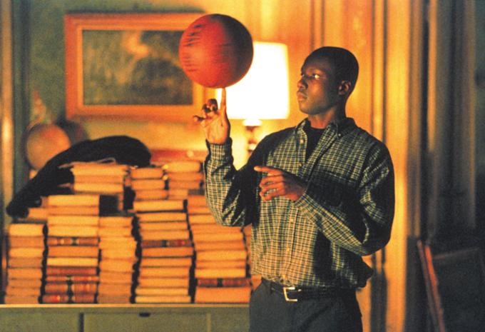 Finding Forrester Basketball