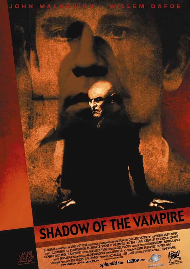 dracula intertextuality shadow of a vampire Shadow of the vampire is a 2000 horror film written and directed by e elias merhige and starring dracula hasn't had servants in 400 years and then a man comes.